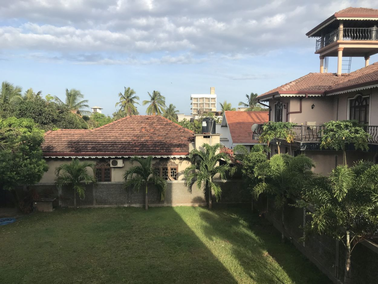 Tagesanbruch in Negombo