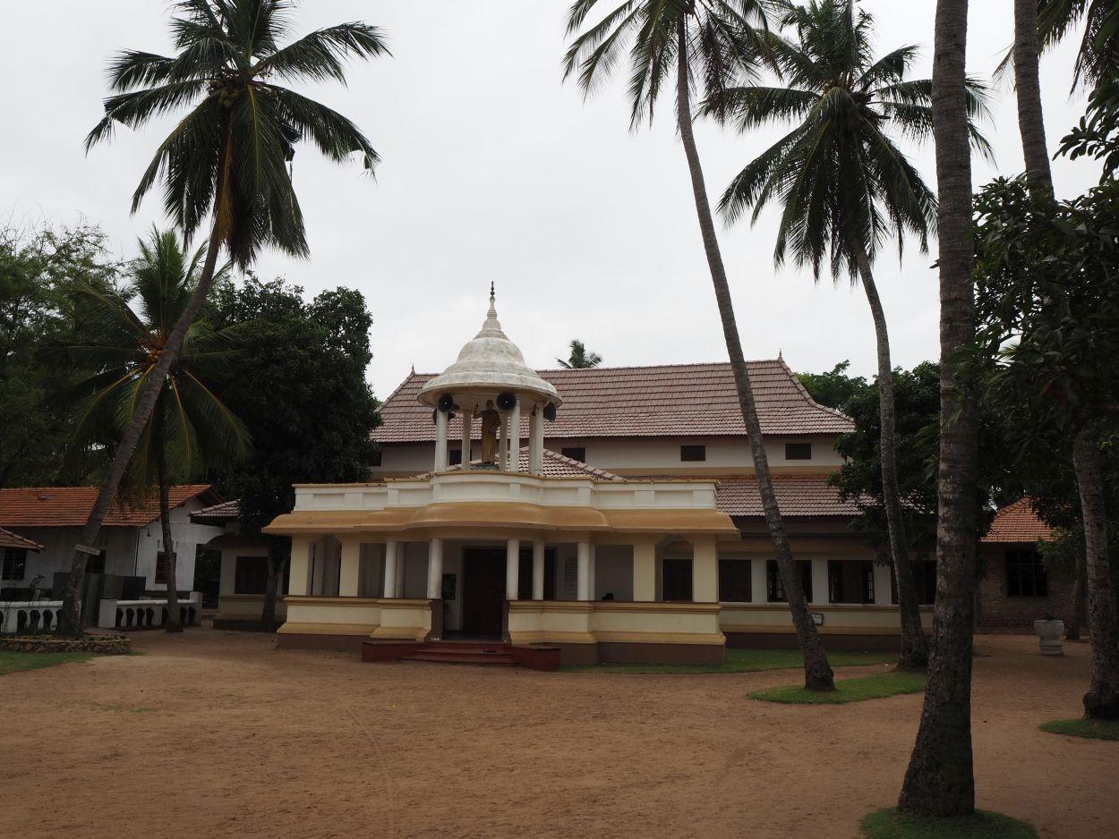 Buddha-Tempel in Negombo