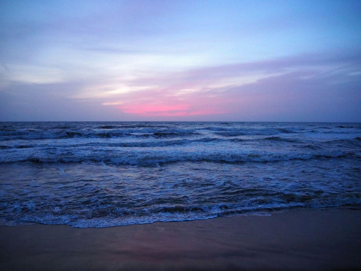 Die Hinreise nach Sri Lanka