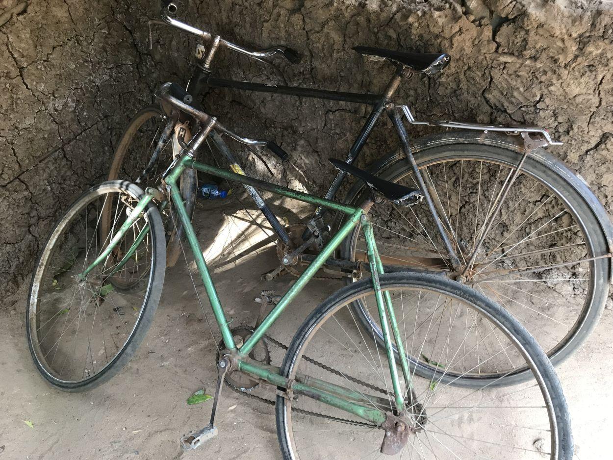 Fahrräder in Sri Lanka