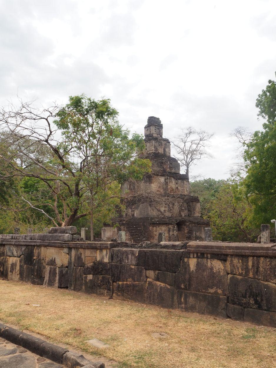 Archäologische Ausgrabungsstätte in Polonnaruwa / Sri Lanka 4