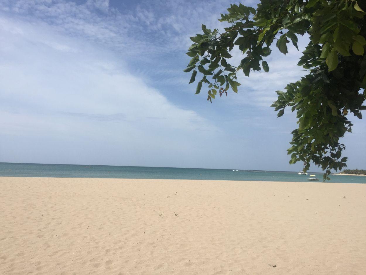 Strand in Passikudah / Sri Lanka