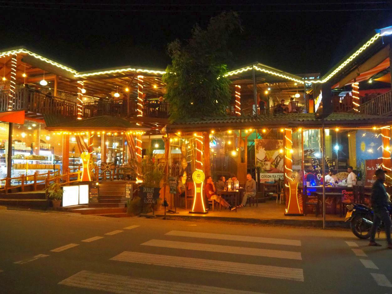 Abend in Ella / Sri Lanka