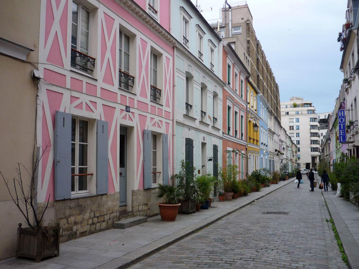 Paris Sehenswürdigkeiten zu Fuß erkunden