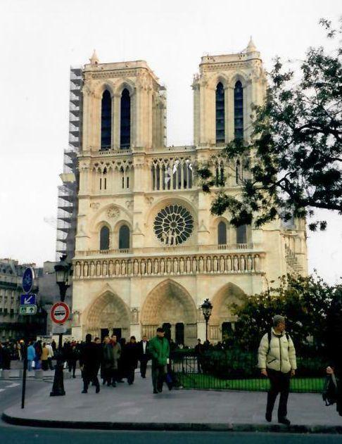 Archiv: Notre Dame 2001