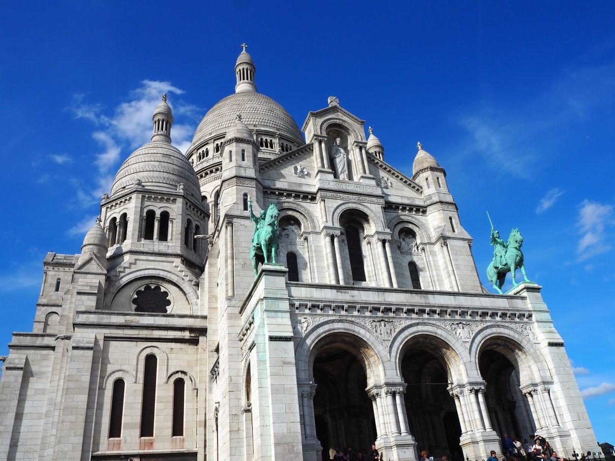 Paris - Vom Eiffelturm bis Montmartre