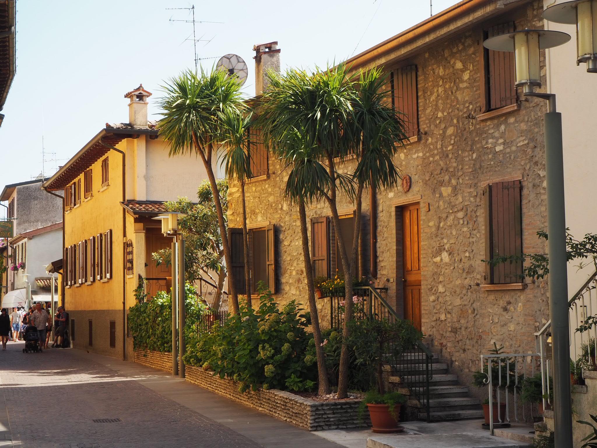 Historische Altstadt von Sirmione