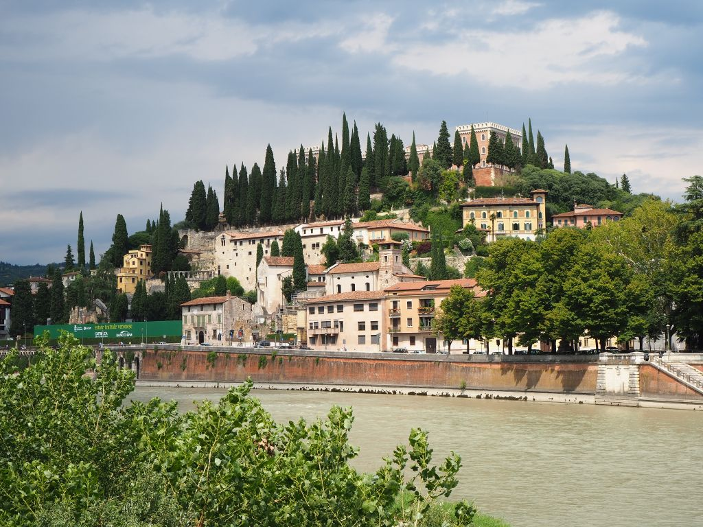 Castel San Pietro / Foto: © 2019 netreisetagebuch