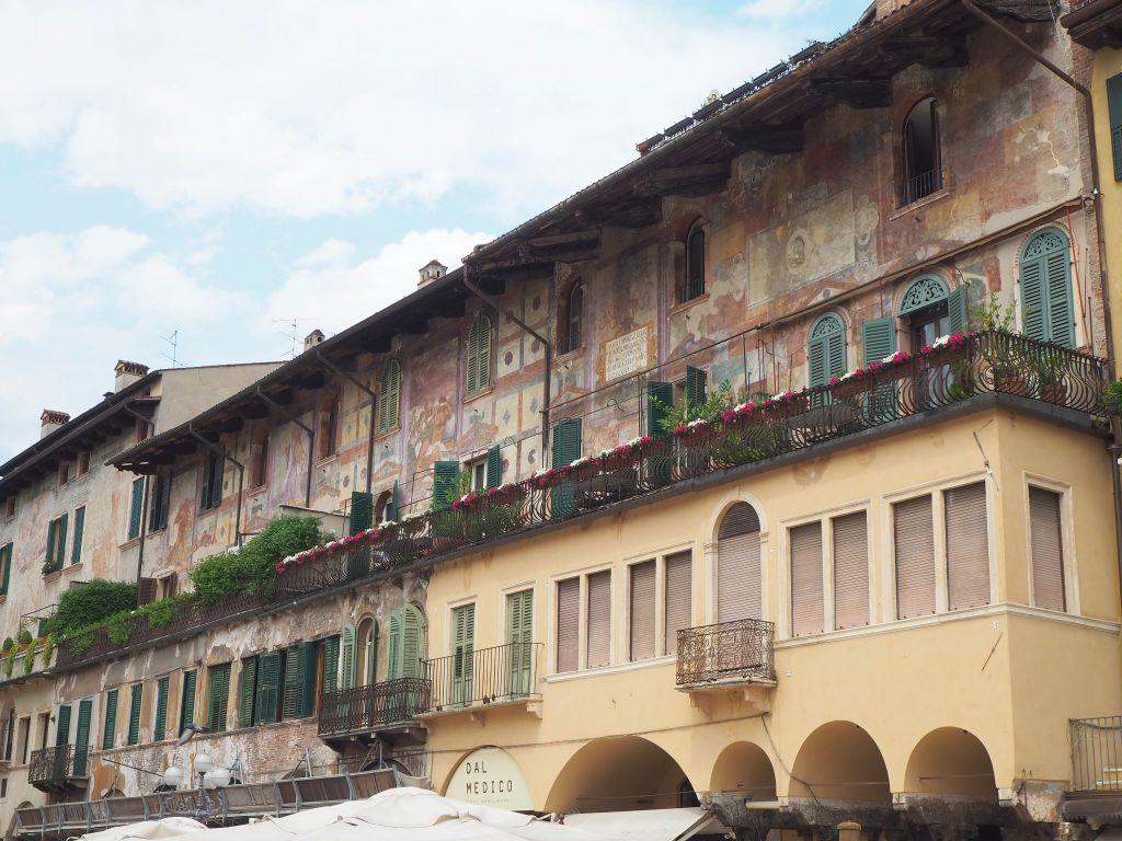 Casa dei Mazzanti in Verona