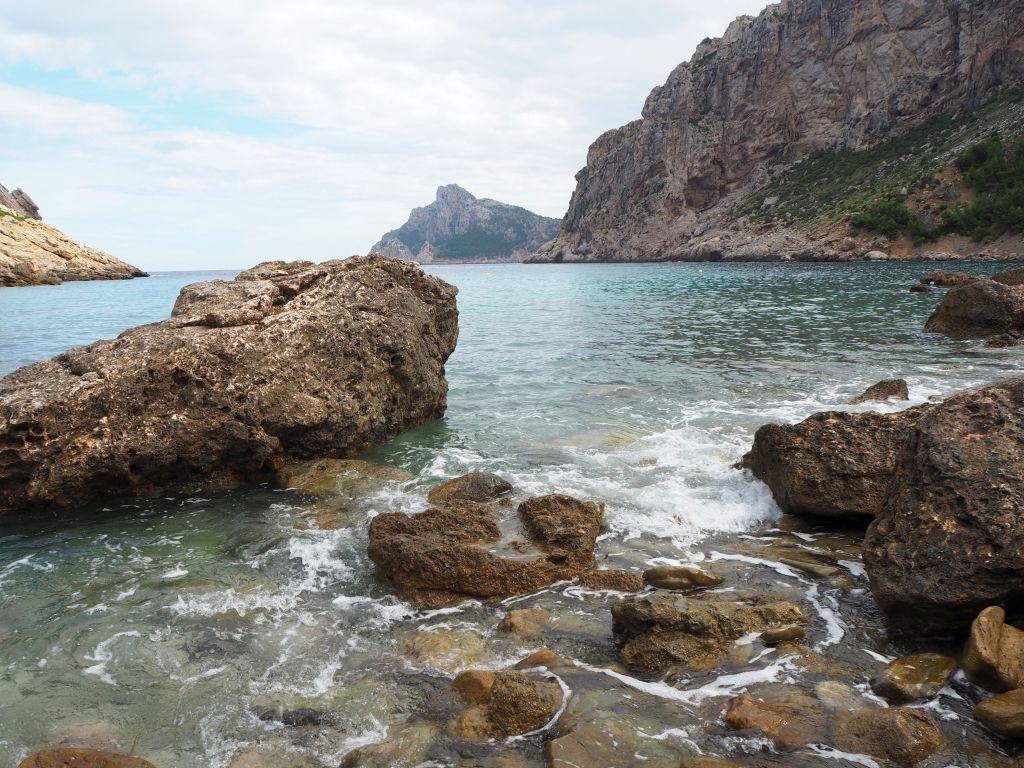 Bucht von Boquer