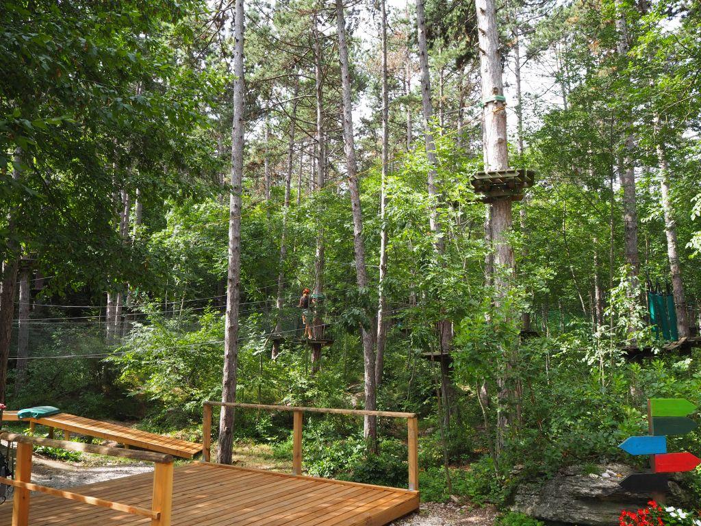 Abenteuerpark Busatte in Torbole