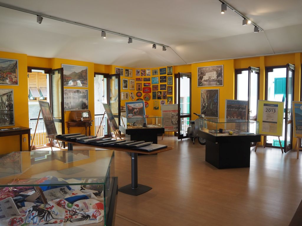 Tourismus-Museum in Limone
