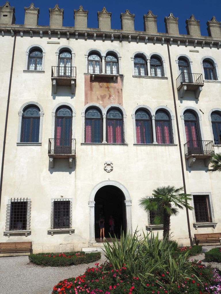 Palazzo dei Capitani in Malcesine