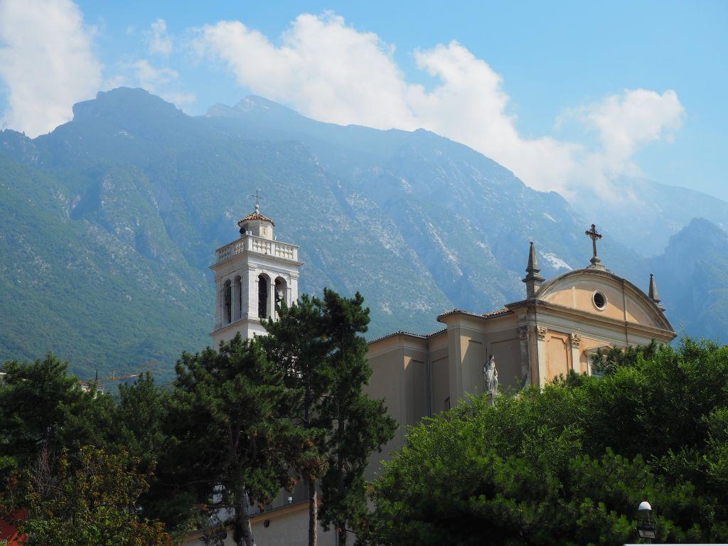 Kirche di Santo Stefano in Malcesine