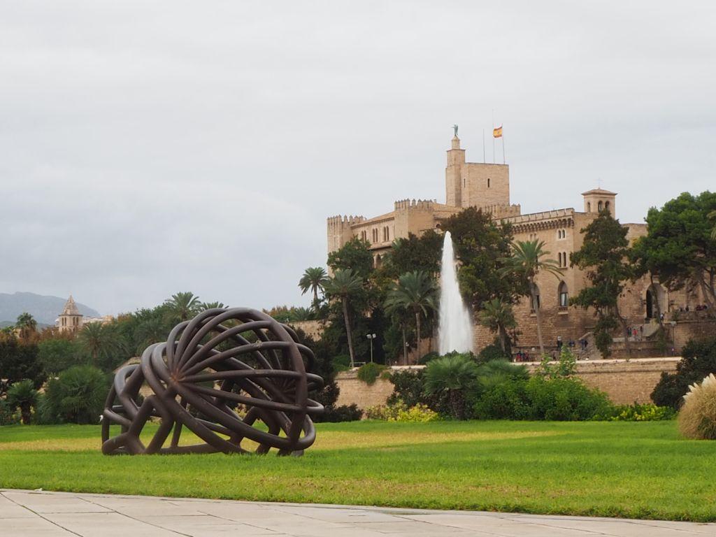 Königspalast in Palma de Mallorca