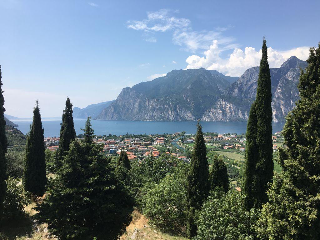 Gardasee Fahrradtour: Torbole – Nago – Arco – Riva