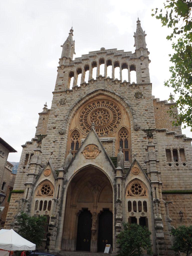 Kirche St. Bartholomäus von Soller