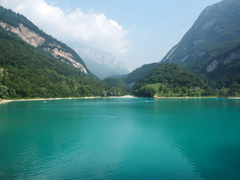 Türkisfarbener Lago di Tenno