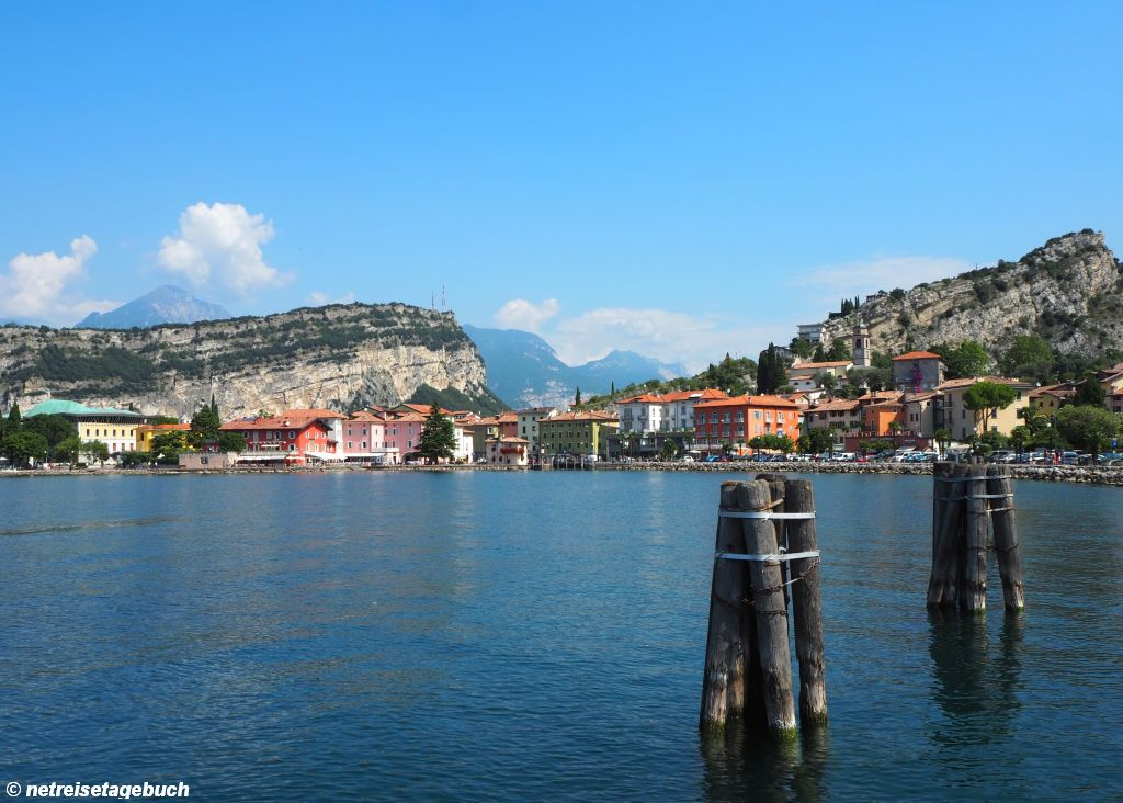 Torbole – die Surfhochburg am Gardasee