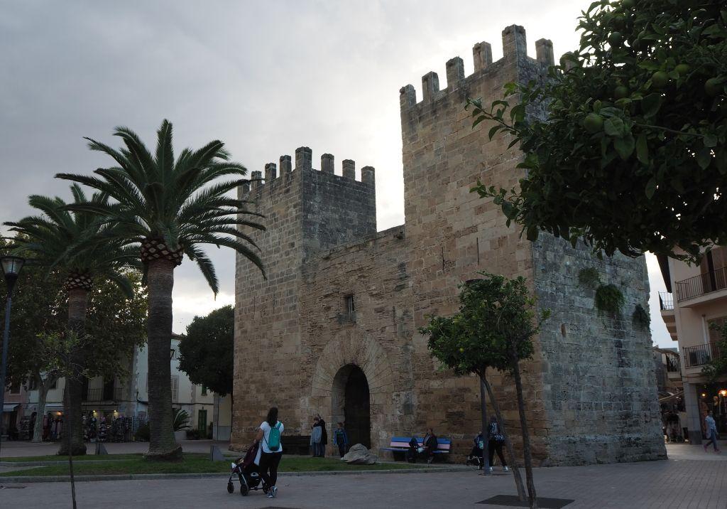 Pittoreske Altstadt von Alcudia