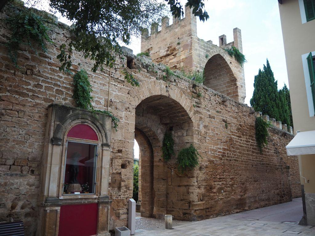 Porta de Sant Sebastià in Alcudia