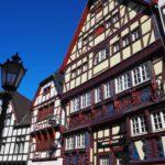 Fachwerkhäuser in Bad Münstereifel