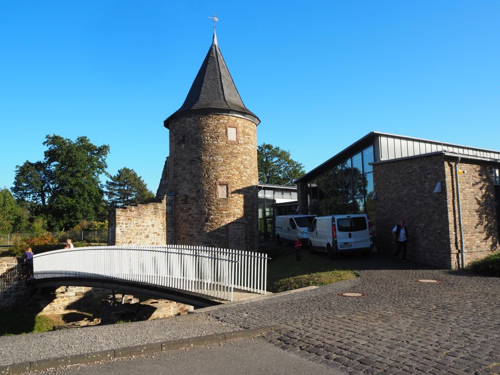 Das Museumsgästehaus der Tuchfabrik Müller