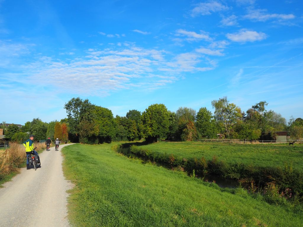 Der Erft-Radweg in 2 Etappen – Tag 2