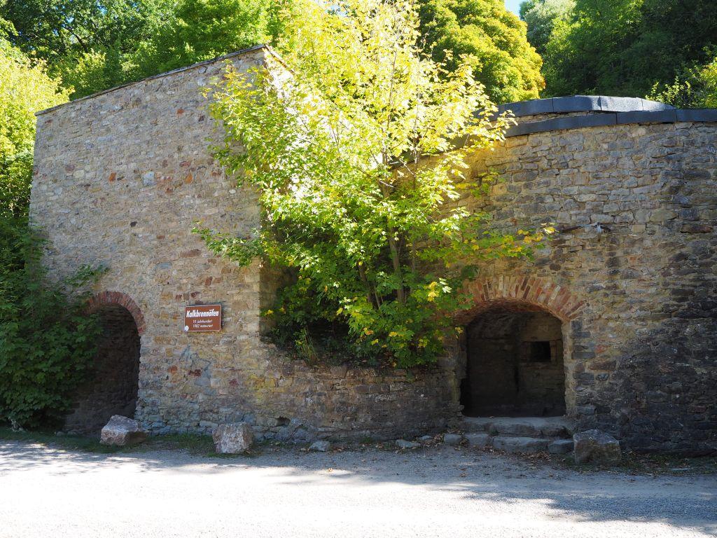 Kalkbrennöfen in Nettersheim