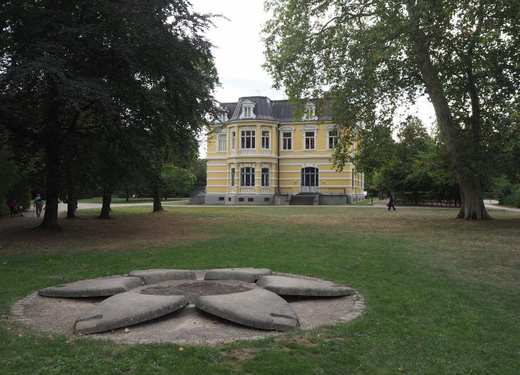 Villa Erckens in Grevenbroich