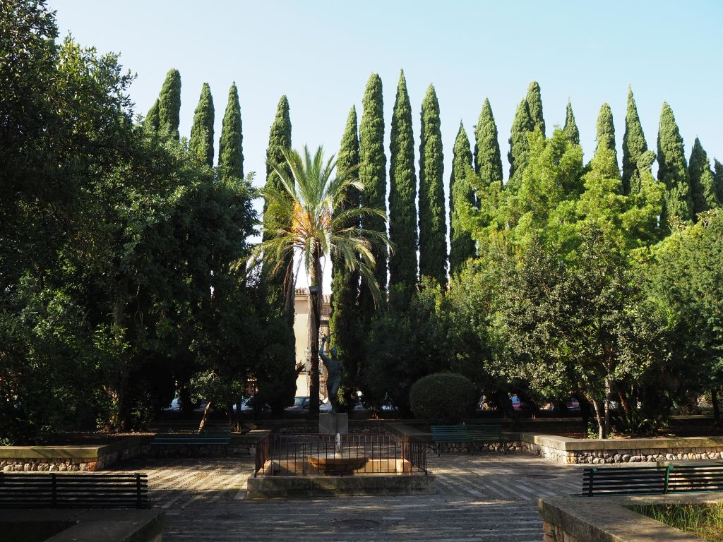 Jardines de Joan March in Pollenca