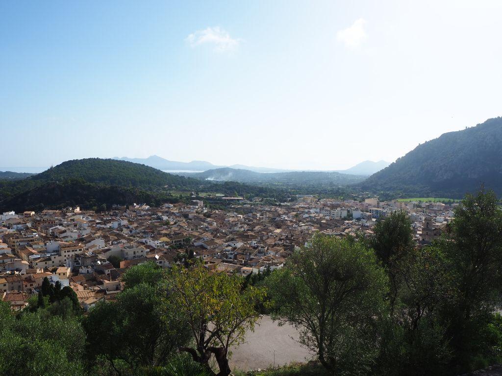 Aussicht vom Kalvarienberg