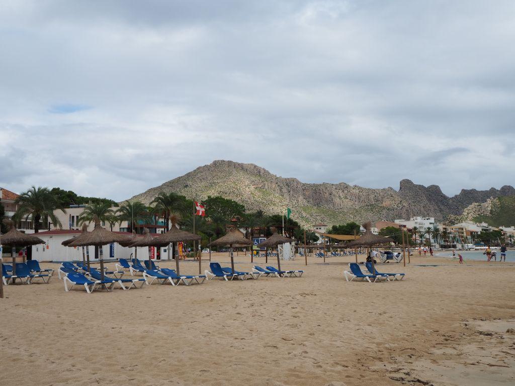 Strand von Port de Pollenca