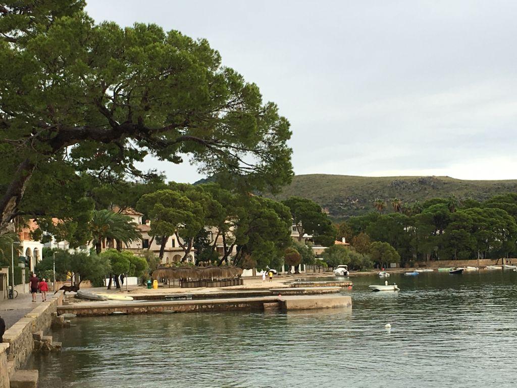 Strandspaziergang in Port de Pollenca