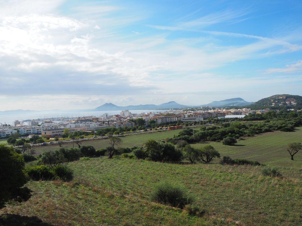 Port de Pollenca auf Mallorca