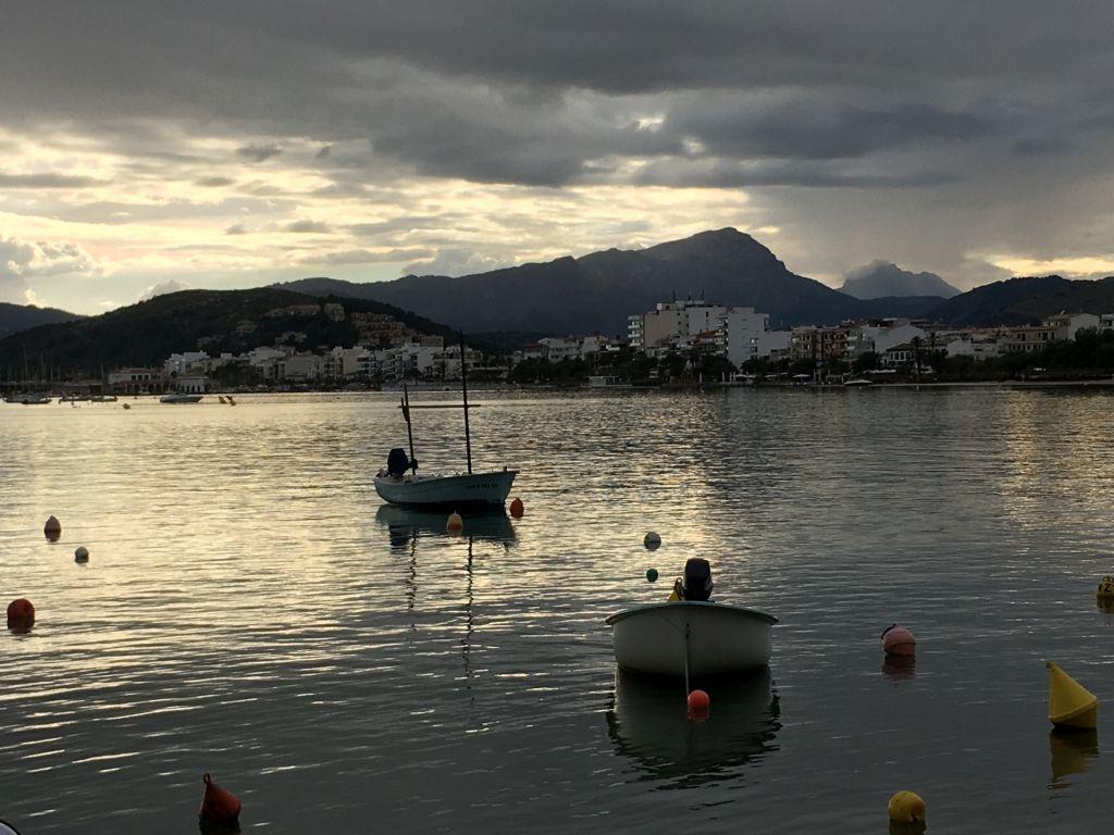 Abends in Port de Pollenca