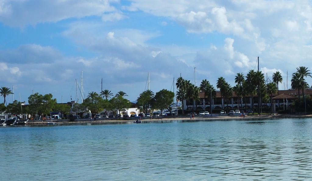 Stippvisite in Puerto Alcudia