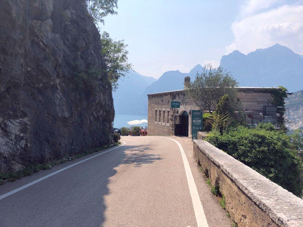 Rennradtour Gardasee nach Torbole