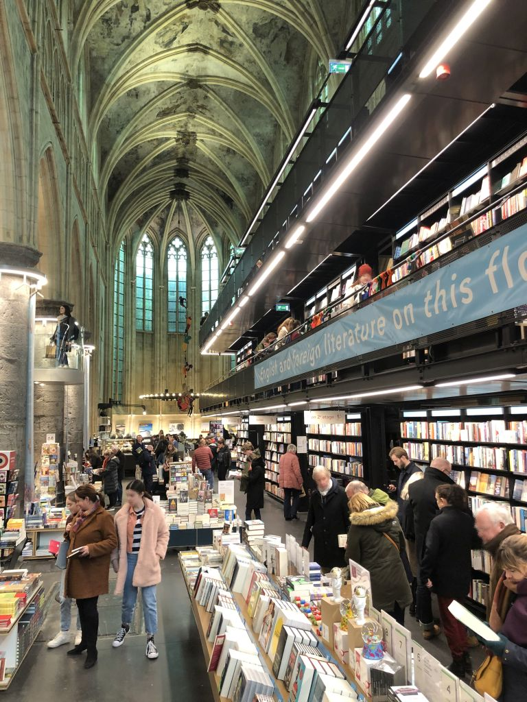 Buchhandlung Dominicanen in Maastricht