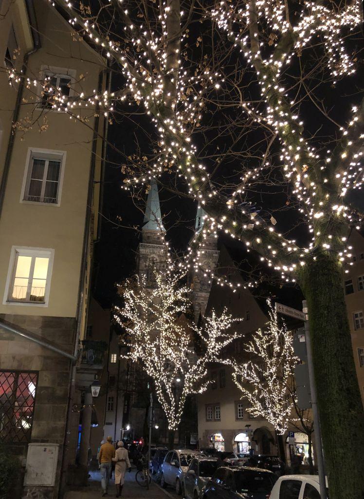 Nürnberg in der Weihnachtszeit