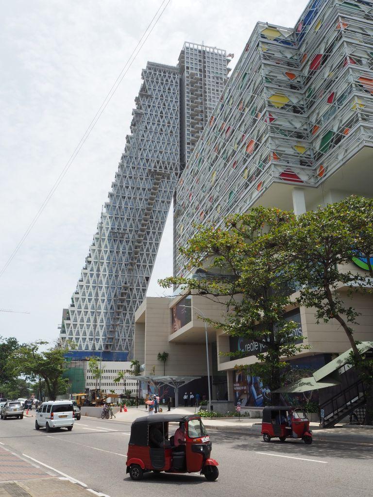 Altair - Wohn- und Geschäftsanlage in Colombo