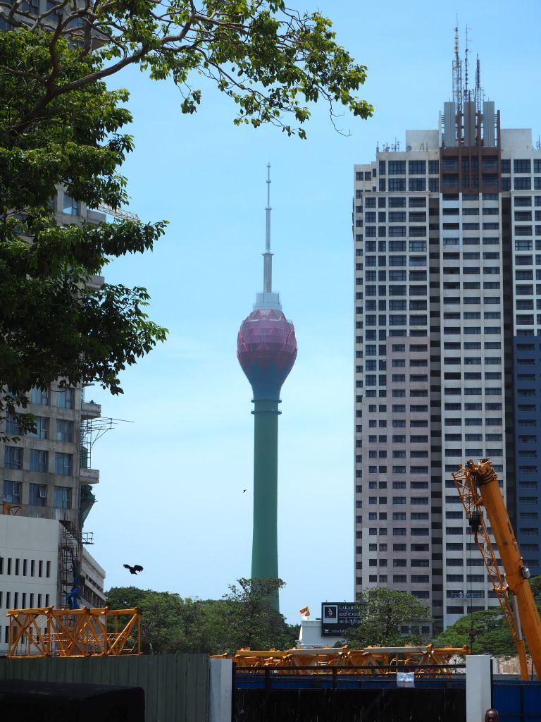 Colombo Lotus Turm