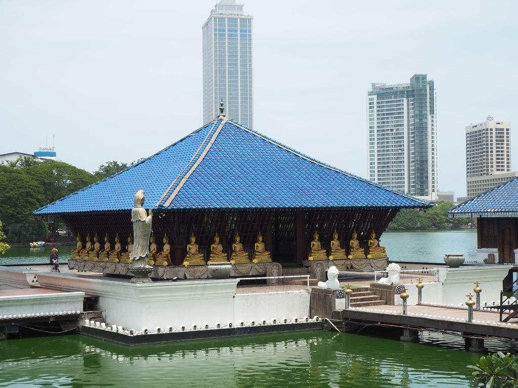 Seema Malakaya in Colombo