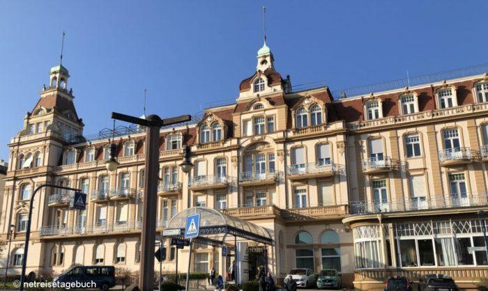 Ehemaliges Kurhotel Fürstenhof