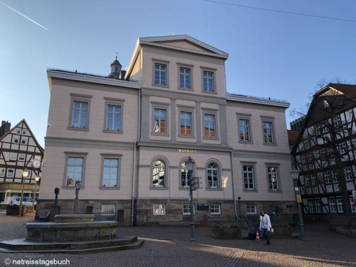 Rathaus von Bad Wildungen