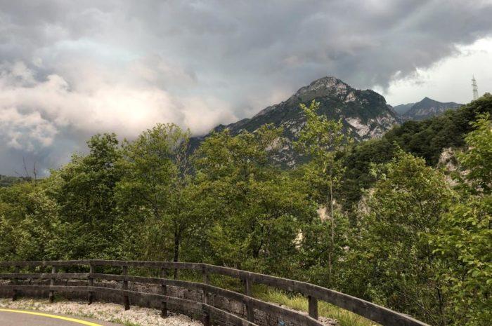 Gardasee Rennradtour – durch das Sarcatal und die Limaro-Schlucht