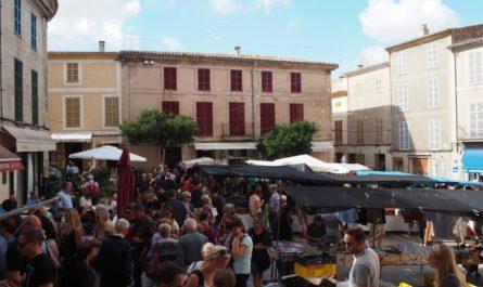 Wochenmarkt in Sineu auf Mallorca