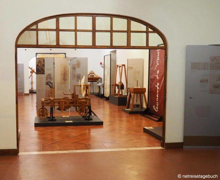 Ausstellung Leonardo da Vinci