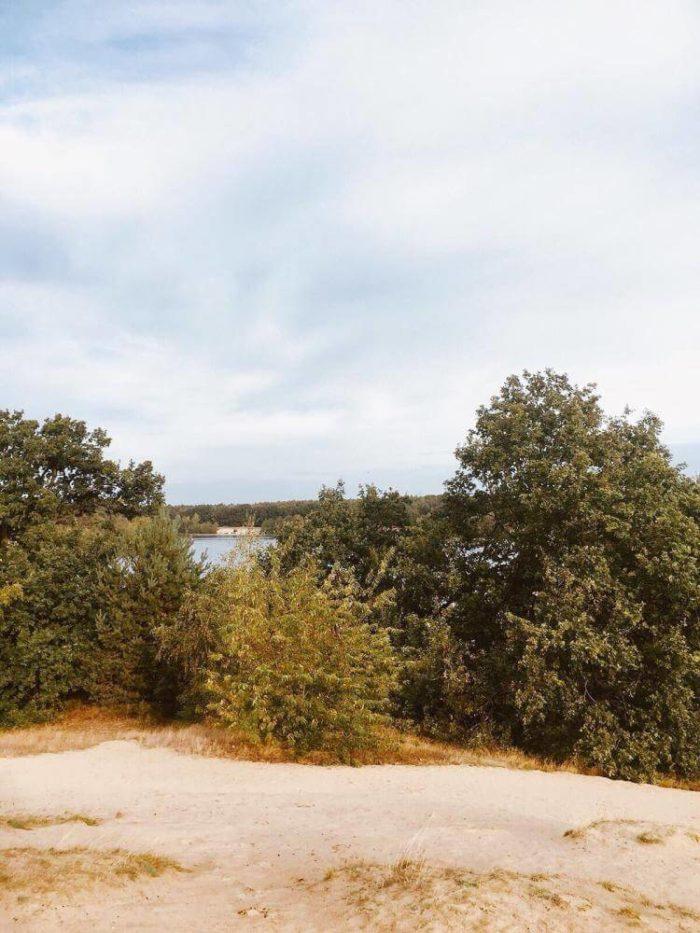 Joggingrunde um den Dankernsee