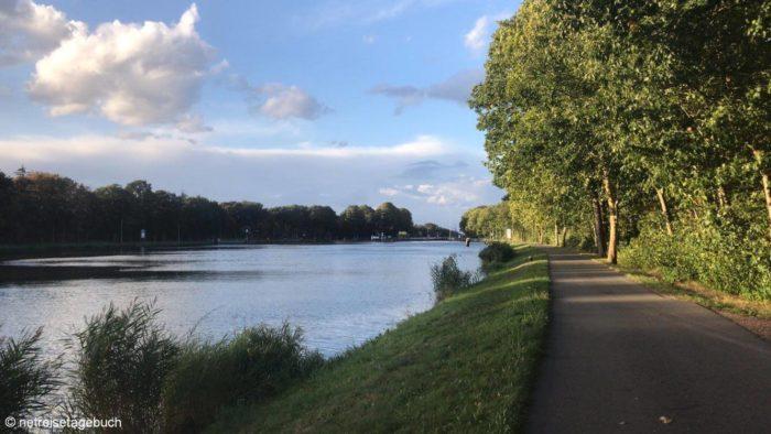 Fahrrad-Tour nach Schloss Dankern